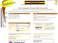 Mylanguageexchange.com - Language Exchange Community - Practice and Learn Foreign Languages
