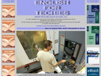 English For Techies - Home Page / English For Techies - Page d'accueil