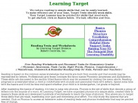 learningtarget.com