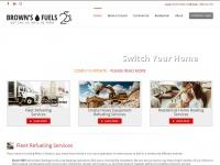 Brownsfuels.ca