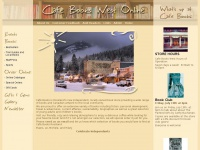 cafebookswest.ca Thumbnail