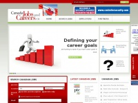canadajobsandcareers.ca Thumbnail