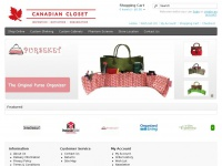 canadiancloset.ca Thumbnail