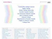 canadiancollege.ca Thumbnail