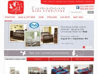 canadiankidsfurniture.ca Thumbnail