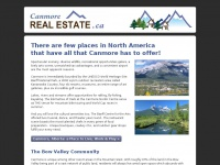 Canmorerealestate.ca