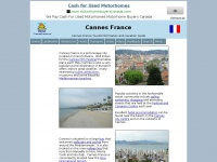 cannesfrance.ca Thumbnail