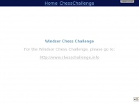 Chesschallenge.ca - Windsor Chess Challenge