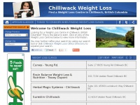 Chilliwackweightloss.ca