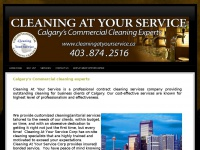 Cleaningatyourservice.ca