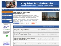 coquitlam-physiotherapy.ca