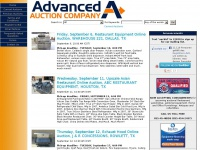 Aacbid.com - Advanced Auction Company