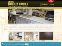 Handleylumber.ca