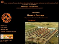 Harvestsalvage.ca