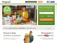 Peapod, the country's leading online grocer, today shares how busy families will be getting their festive on with the help of the green elves at Peapod.