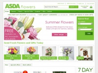 Asda Flowers | Buy Flowers & Bouquets of Flowers Online | Send Flowers and Plants with ASDA Flowers Online