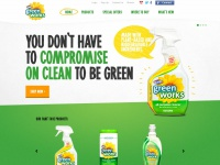 greenworkscleaners.com