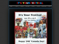 Itsyourfestival.ca