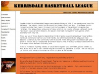 kerrisdalebasketballleague.ca Thumbnail