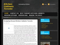 Kitchencabinetstoronto.ca