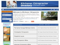 Kitchenerchiropractor.ca