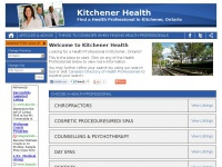 Kitchener-health.ca