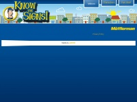 knowthesigns.ca