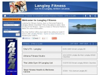 langley-fitness.ca