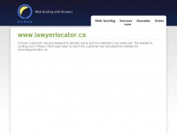 Lawyerlocator.ca