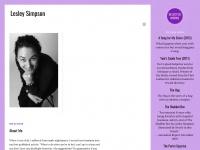 Lesleysimpson.ca