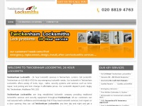 Twickenhamlocksmiths.co.uk