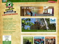 Ontario's Great Outdoor Adventure - Long Point Zip Lines, Vacations and Corporate Getaways