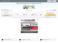 Ooyyo.ca - New cars, Used cars, Cars for sale, Vehicles, Cars online - OOYYO