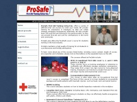 Prosafefirstaid.ca