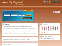 About - Quebec Cheap Hotels