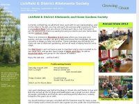 lichfield-allotments.co.uk