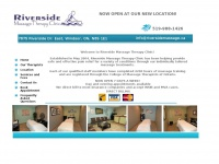 riversidemassage.ca Thumbnail