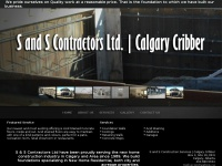 Sandsconstructionservices.ca