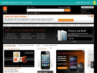 Mobile Phones | Broadband & Mobile Broadband UK Deals | Free Web Email | Orange.co.uk