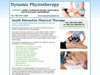 southedmontonphysicaltherapy.ca Thumbnail