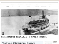 The SS Sicamous Stern Wheeler - Penticton