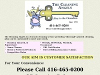 Thecleaningangels.ca