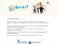 Thespiritfoundation.ca