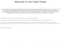 Thetaylorpages.ca
