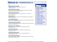 Thewarehouse.ca