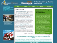Thumpermassager.ca