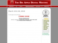 bigappledentalmeeting.us