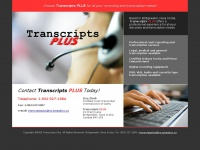 transcriptsplus.ca