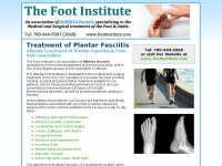 treatmentofplantarfasciitis.ca Thumbnail