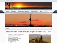 Well-Tech Energy Services Inc.